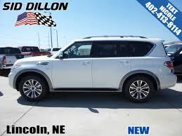 2017 nissan armada car and driver new 2017 nissan armada sl suv in lincoln 4n17809 sid dillon