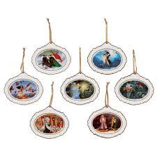 disney designer collection ornament set limited edition shopdisney