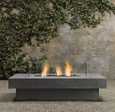 Restoration Hardware Fire Pit by Restoration Hardware Outdoor Fireplaces And Pits Pinterest