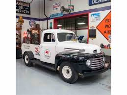 Vintage Ford Truck Commercials - 1949 ford f250 tow truck for sale classiccars com cc 971120