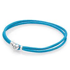 cord bracelet with charm images Pandora composable bracelets