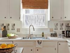 How To Install A Beadboard Backsplash DIY - Bead board backsplash