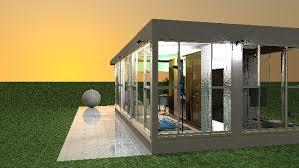 Mid Century Modern Tiny House A Mies Van Der Rohe Tiny House U2013 Modern Tiny House