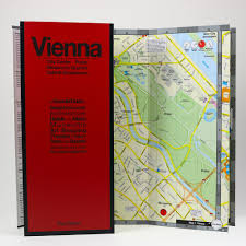 Vienna Map Vienna City Guide By Red Maps