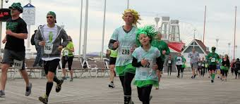st patricks day boardwalk 5k ocean city md ocean city cool