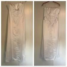 Jessica Mcclintock Wedding Dresses White Jessica Mcclintock Wedding Dress On Poshmark