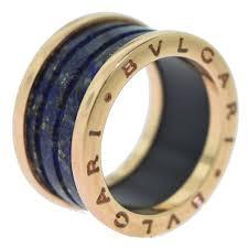 bvlgari black rings images Bvlgari b zero1 lapis lazuli 4 band ring with 18k rose gold for jpg