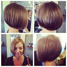40 cool and contemporary short haircuts for women straight bob