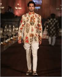what to wear in marriage indian men wedding marriage wear dress clothing printed