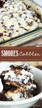 check out smores cobbler it u0027s so easy to make chocolate