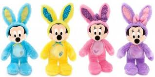 stuffed bunnies for easter friendly soft minnie mouse plush stuffed bunnies for easter purple