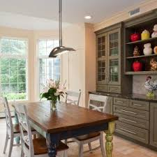Best Dining Room Images On Pinterest Dining Room Kitchen - Built in dining room cabinets