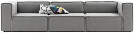 canape bo concept canapé d angle modulable contemporain en cuir carmo by