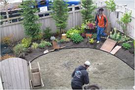 backyards amazing landscaping a gravel backyard ideas 52 for my