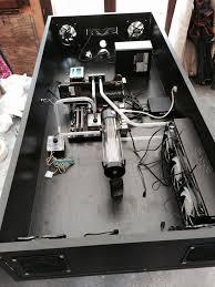 bureau pc intégré bureau intégré modding modding overclocking cooling modding