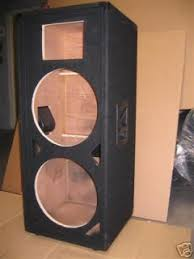 empty 15 inch speaker cabinets 15 with horn empty speaker cabinet floor monitor pa