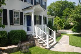 front porch addition to cape cod how front elevation can be