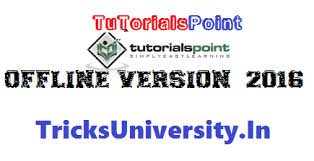 tutorialspoint qtp free download tutorialspoint offline 2018 tricksuniversity com