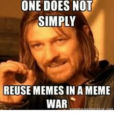 Anne Meme - one does not simply reusememesinia meme war nn anne generator net