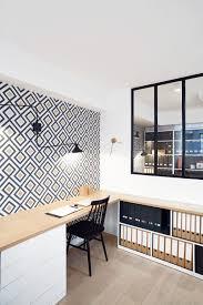 bureau de studio aménagement de bureaux du studio elodie cottin xvii 2016