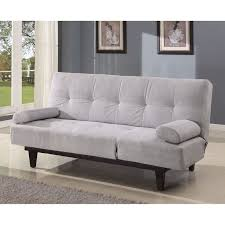 Sofa Bed Chaise Lounge by Barcelona Convertible Futon Sofa Bed And Lounger With Pillows