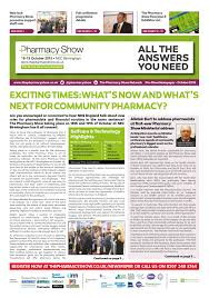 Nec Birmingham Floor Plan Pharmacy Show Pre Show Newspaper By Closerstill Media Issuu