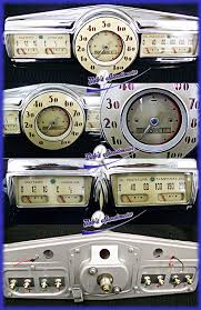 Vintage Ford Truck Gauges - welcome to bob u0027s speedometer