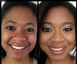 airbrush makeup for black skin airbrush makeup for of skin color woman with reddish