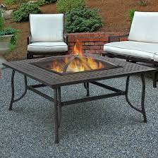 frontgate wood burning fire pit fire glass wood burning fire pit