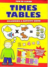 Learn Times Tables Learn Times Tables Educational Toys Ebay