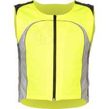 motorcycle vest akito ride safe hi vis motorcycle vest hi viz vented safety