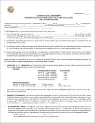 9 sales commission agreements free pdf format