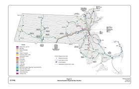 Mbta Train Map by Chapter 2 The Regional Bus Network Recent Evolution And Its