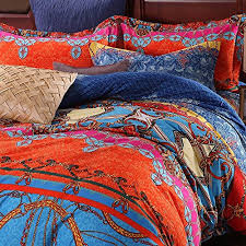 newrara home textile boho bedding set bohemian bedding bohemian
