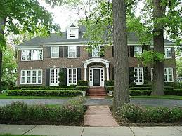 what is a colonial house movie house home alone is sold