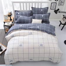 Twin Plaid Bedding by Blue Plaid Bedding Promotion Shop For Promotional Blue Plaid