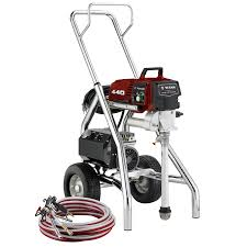 titan multifinish 440 air assisted paint sprayer 0524029 titan