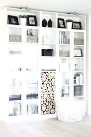 shelves amazing ikea billy glass shelf for trendy decoration