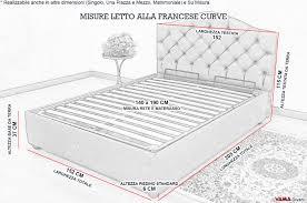 Letto King Size Dimensioni letto king size dimensioni top dimensioni standard divano letto