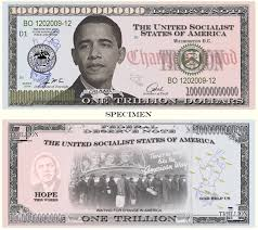 the new trillion dollar bill victoria taft