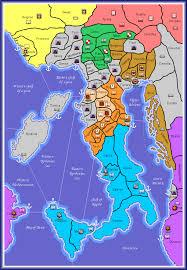 Renaissance Italy Map by Idea Italy