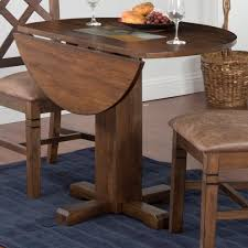Adjustable Height Drop Leaf Table By Sunny Designs Wolf And - Adjustable height kitchen table