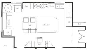 kitchen floor plans restaurant kitchen floor plan wonderful kitchen layout plans modern