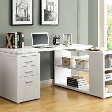 Felix Corner Desk Home Office Furniture Corner Desk White Netztor Me