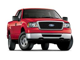Ford F 150 Truck Crew Cab - used 2007 ford f 150 truck regular cab red for sale in liverpool