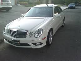 2009 mercedes e class for sale fs 2009 mercedes e350 amg white pano roof p1 with hids mbworld