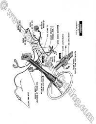 vacuum schematic manual repro 1967 mercury cougar 1967 ford
