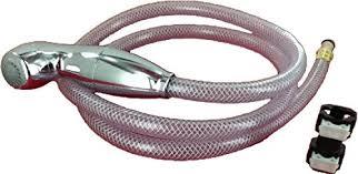 moen kitchen faucet sprayer repair moen 136103c hose and spray faucet spray hoses amazon com
