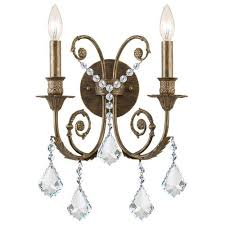 Chandelier Sconce Wall Sconces Up To 50 Lighting From Bellacor