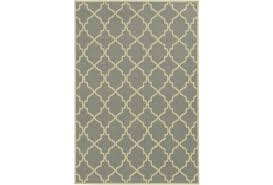 Grey Outdoor Rugs 94x130 Outdoor Rug Montauk Grey Living Spaces